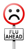 15192933-illustration-depicting-a-roadsign-with-a-flu-concept-white-background